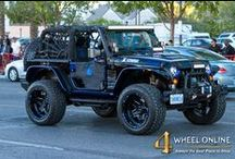 SEMA 2015 / Check out all the Jeeps, Trucks, SUVs and Girls from SEMA 2015