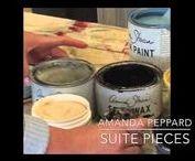Suite Pieces Tutorials