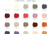 Color, Stain & Wax Swatches