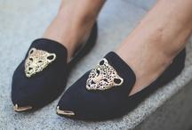 Footwear  / by Natasha Polupan