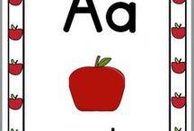 Pre School - Gr. 2 / Education - PreSchool, Kindergarten, Grade 1, Grade 2, Numbers, Colors, Alphabet