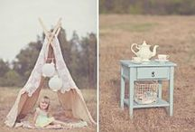 Gorgeous Props & Accessories / Inspiration and ideas for creating gorgeous, fairytale-like photoshoots with vintage and found props.