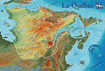 PAYS DU QUÉBEC-régions / Politiquement, culturellement, dans tous les coins du Pays du Québec.  Quand on vient s'établir au Québec, on vit prioritairement en FRANÇAIS. Notre langue nationale officielle est le Français.