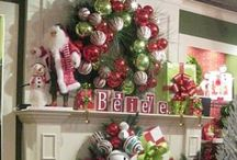 Holiday Decorations / by Heather Wardenburg