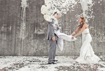 Glam Winter Wedding, Texas Style / by Cari Wible