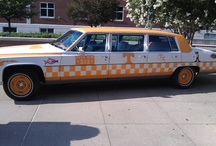 aUTomobiles / by Tennessee Athletics