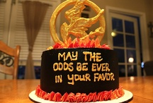 Hunger Games Party / by Sierra Stacy