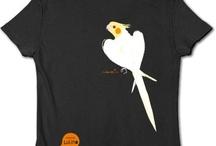 Creche / Penguin,Cockatiel,Dolphin,Robin... / by Loveclone
