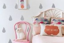 Kids Rooms / Great ideas for decorating children's bedrooms!