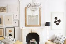Gorgeous Interior Spaces / Interior decorating for your home and styling your living space.