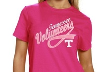 Bleed Orange, Think Pink / by Tennessee Athletics