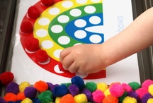 Kid's Activities and Crafts / by Laila Sabet