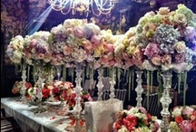 Centerpieces & Tables / by Gail Parsley