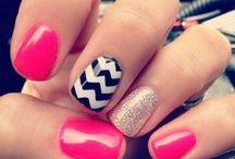 Nails  / by Carolyn Cervantes