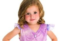 Princess Dress Up  / Our products help your little girl be the princess of her choice.