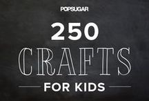 Crafts  / Feed your child's imagination with these great craft ideas.