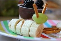 """Fun with Food / They say """"Don't play with your food"""" but this might be the exception."""