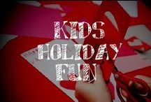 Holiday Fun / Lots of great recipes, crafts and decorating ideas for the holidays.