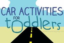 Toddler Fun / Great activities for your toddler to engage in.