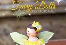 The World of Fairies  / Every little girl wants to pretend to be a fairy and live in their magical world!