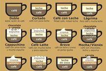 Hot Stuff / Coffee, coffee, coffee. And cocoa and tea.