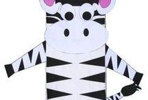 Jungle & Zebra Classroom Theme
