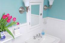 Bathroom ideas / by Natalie Gray