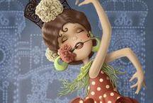 Flamenco's Dresses