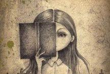 Bookish / by Gigi Lucielle