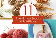 Kid Friendly Recipes  / Little people can sometimes be picky! Not with these recipes!