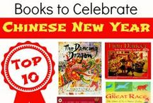 Chinese New Year / Celebrate and learn about a new culture.  Chinese New Year is January 31st