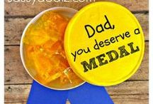 Father Knows Best / Great ideas for celebrating Father's Day