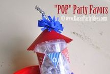 Show Your Stars & Stripes / Celebrate the 4th of July with these great crafts, activities and party ideas.