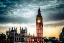 Angleterre - Londres - / Windsor - Yorkshire - Oxford - Bath - Cambridge - Cornwall - Derbyshire