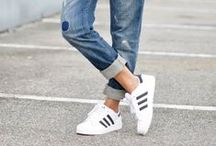 sporty chic style / by MyEmptyBag Moda