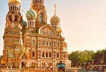 RUSSIE - Moscou / Saint-Petersbourg - Sibérie -Yaroslavl