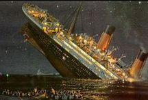 Titanic - Apollo - Pearl Harbor - / Inondations - Tsunami - MH370 - Tremblement de terre -