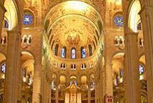 Basilique Ste-Anne-de-Beaupré - pélerinage