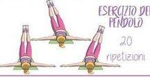Esercizi Yoga & Pilates