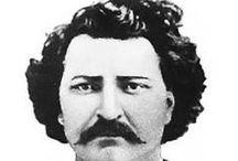 HOMMAGE : LOUIS RIEL / Louis « David » Riel (22 octobre 1844 – 16 novembre 1885) est un homme politique canadien, chef du peuple métis dans les Prairies canadiennes et fondateur de la province du Manitoba1. Il a dirigé deux mouvements de résistance contre le gouvernement canadien dans le but de protéger les droits et la culture des Métis