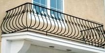 Balconies / Balconies designed and created by Metals & Nature.