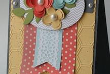 Card Ideas / by Theresa Custer
