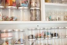 Organization and Storage / by Brenda Habeck