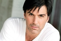 Vincent Irizarry / Vincent Irizarry portrays Dr. David Hayward on All My Children / by TOLN Soaps