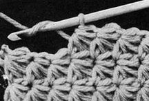 Crochet - Tejidos