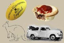 Australian - Idols, Icons, Brands & Inventions