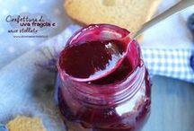 Confetture & Marmellate #diversamentelatte / Ricette tratte dal mio sito di cucina www.diversamentelatte.it