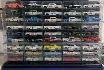 nascar diecast 1/64 / My Collectibies