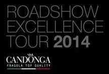 """Roadshow excellence tour 2014 / La fragola Candonga è """"premiun partner"""" di Viaggiatore Gourmet. Partenership all'insegna del gusto: prima il feeling e poi il viaggio nei ristoranti depositari delle eccellenze enogastronomiche italiane."""