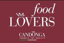 Ricette con Candonga fragola top quality / Ricette esclusive preparate con la fragola Candonga